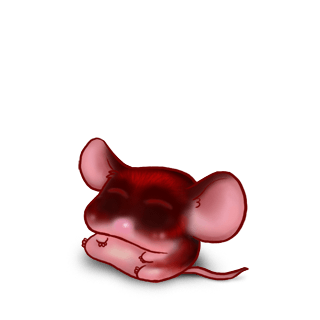 Adopt a Demon Mouse Mouse