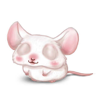 Albinos  Mouse