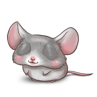 Adopt a Cromimi Mouse