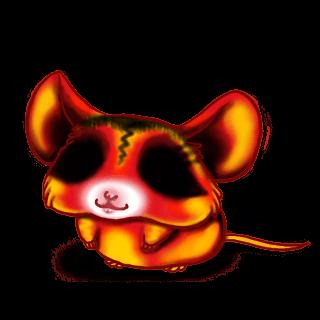 Dragon Chinois Mouse