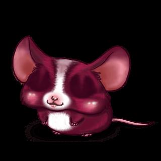 Adopt a Fuchsia Mouse