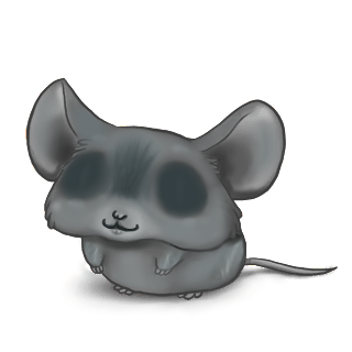 Adopt a Gray Aries Mouse