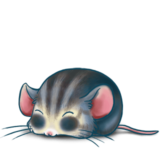 Adopt a Blue grey Mouse