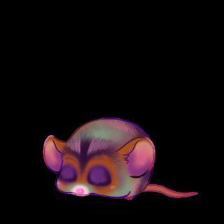Epouvante Mouse