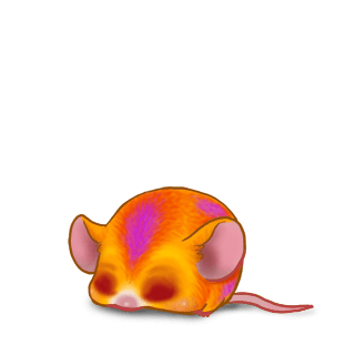 Halloween Mouse