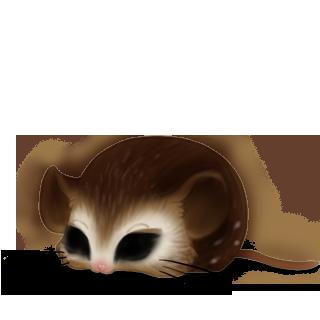 Hibou Mouse