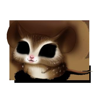 Fushia Mouse