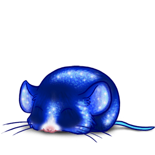Paillettes Mouse