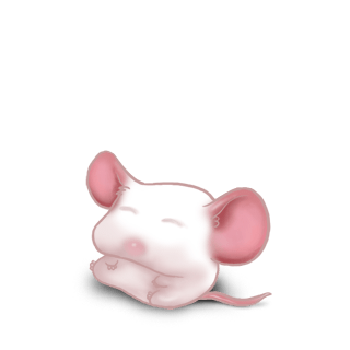 Adopt a Snow Mouse