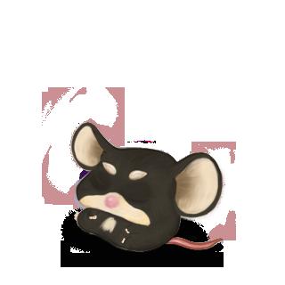 Adopt a Shiba Inu Mouse