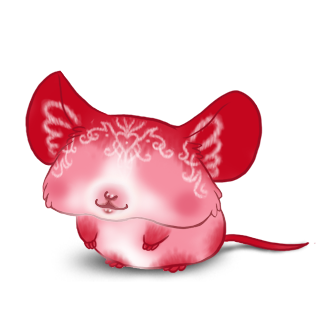 Adopt a Valentine Mouse