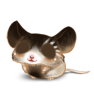 Adopt a Ogre Mouse