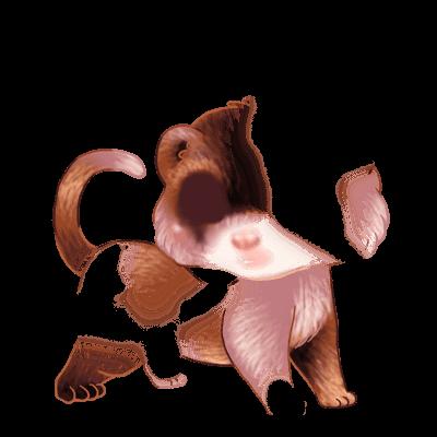 Adopt a Ink Ferret