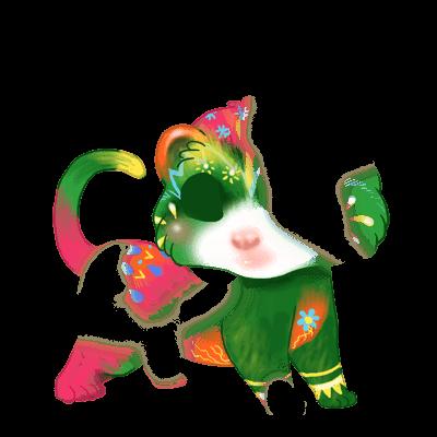 Adopt a Pâkœuf Ferret