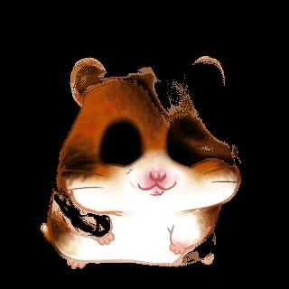 Adopt a Choco Hamster