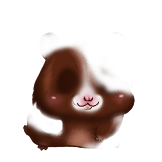 Adopt a Milk chocolate Hamster