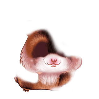 Toffee Hamster