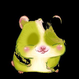Adopt a Neptune Hamster