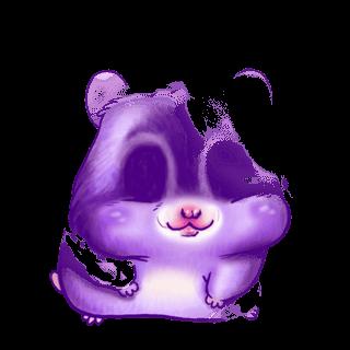 Adopt a Valentine Hamster