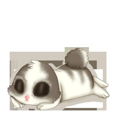 Adopt a Bubbles Rabbit