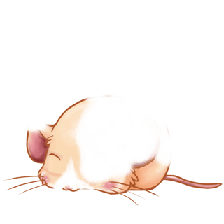 Beige Mouse
