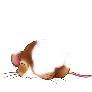 Adopt a Ink Mouse