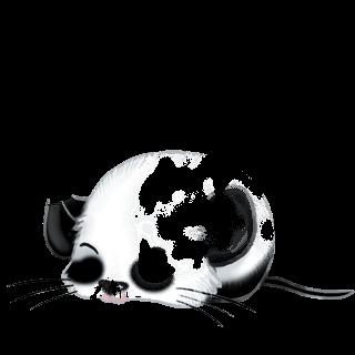 Noire Mouse