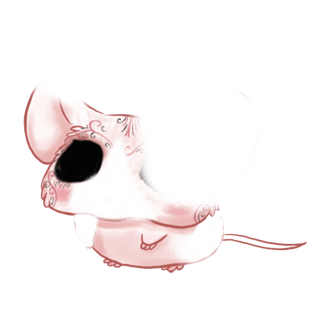 Horror Mouse
